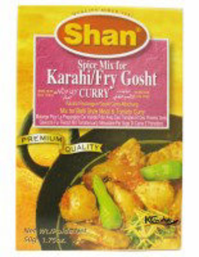 Picture of Shan Karahi Mix 50g
