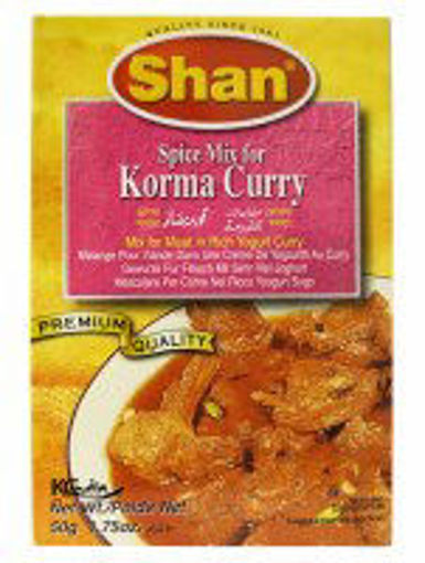 Picture of Shan Korma Mix 50g