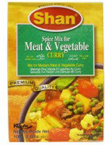 Picture of Shan Meat-vegetable Masala 100