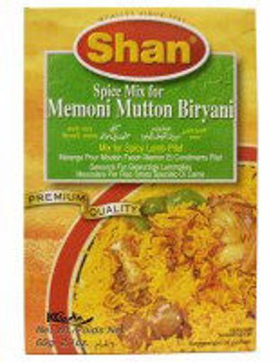 Picture of Shan Memoni Biryani Mix 60g