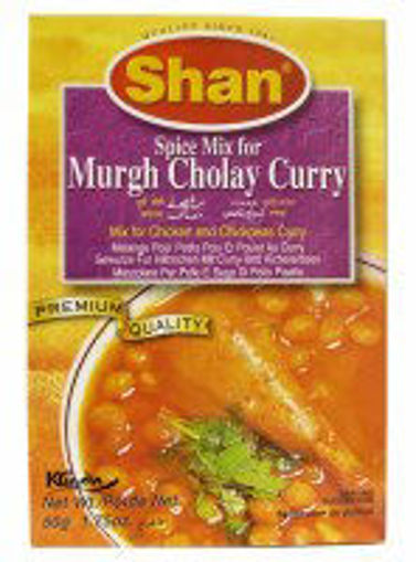 Picture of Shan Murgh Cholay Masala 50g