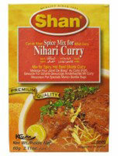 Picture of Shan Nihari Curry Mix 60g