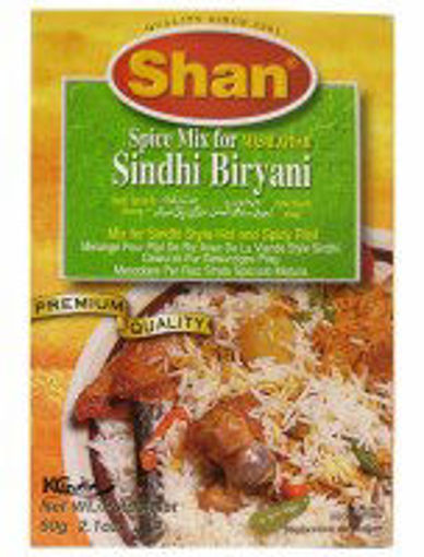 Picture of Shan Sindhi Biryani Mix 60g