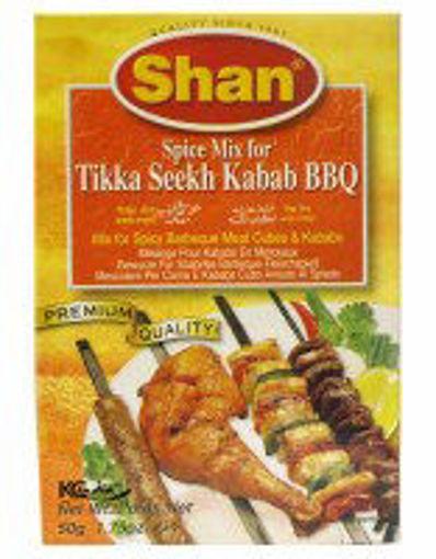 Picture of Shan Tikka Seekh Kabab 50g