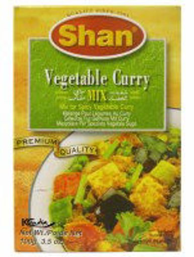 Picture of Shan Vegetable Masala 100g