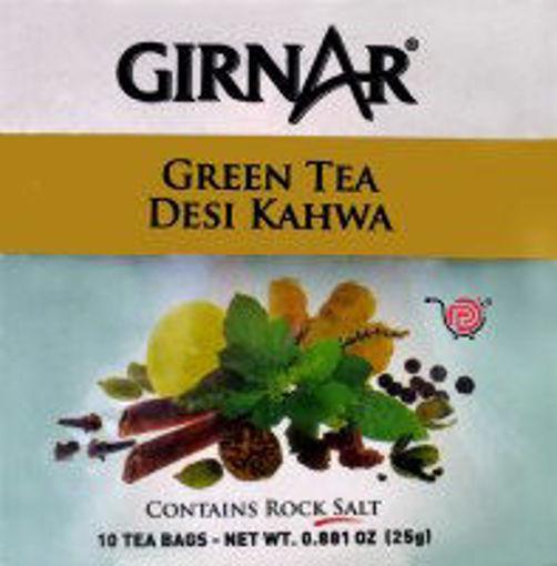 Picture of Girnar Detox Green Tea Bags
