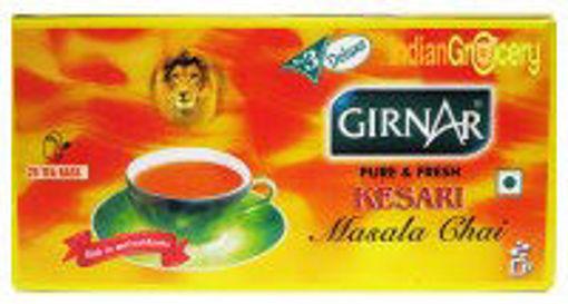 Picture of Girnar Kesar Tea Bags 50g Masala