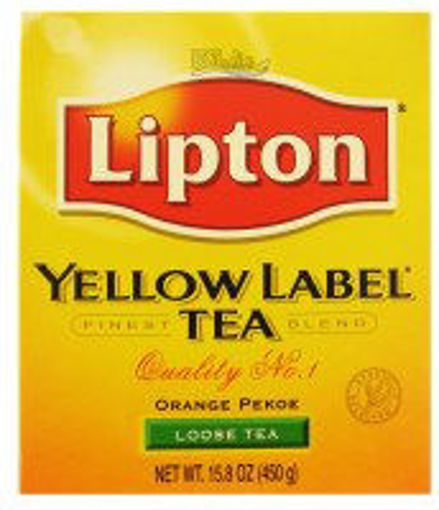 Picture of Lipton Yellow Label 450g