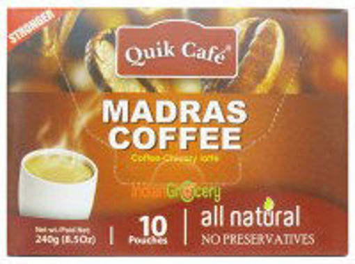 Picture of Quick Cafe Madras Coffee 240g