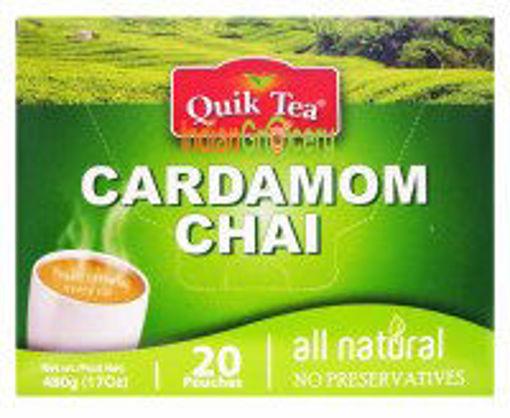 Picture of Quick Tea Cardamom Chai 480g