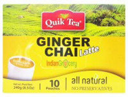 Picture of Quick Tea Ginger Chai 240g