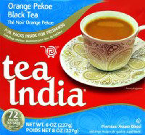 Picture of Tea India 72 Tea Bags