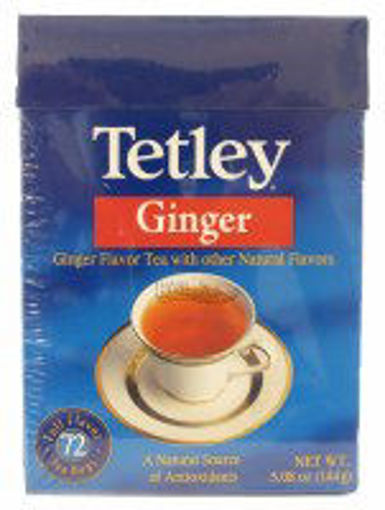 Picture of Tetley Ginger Teas Bags 72