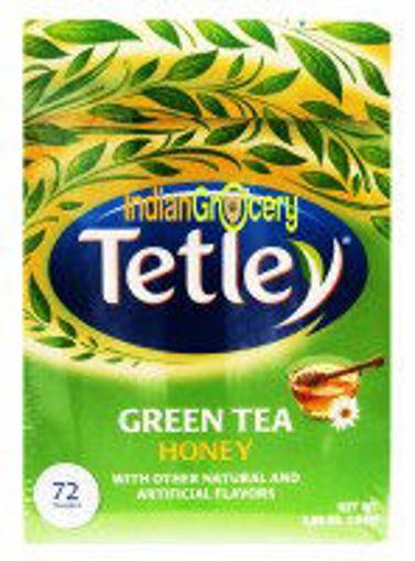 Picture of Tetley Green Honey Tea Bags 72