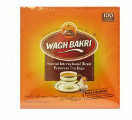 Picture of Wagh Bakri Assam Teabags 100
