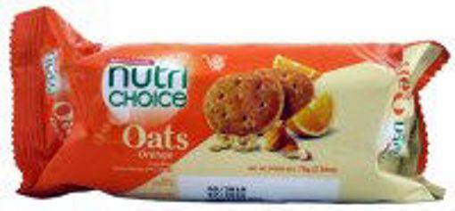 Picture of Britannia Orange Oats Cookies 75g