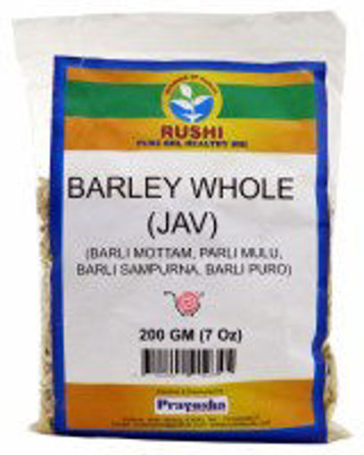 Picture of Rushi Barley Whole 200g Jav