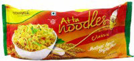 Picture of Patanjali Atta Noodles 240g Classic