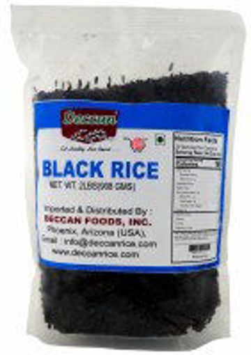 Picture of Black Rice 2lb