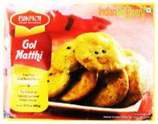Picture of Bikaji Gol Mathi 400g