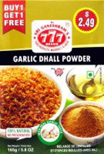 Picture of Garlic Dhall Powder 165g