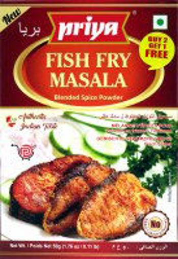 Picture of Priya Fish Fry Masala 50g