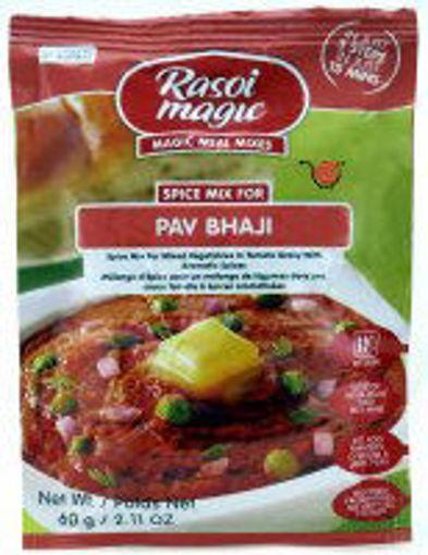 Picture of Rasoi Magic Pav Bhaji 60g
