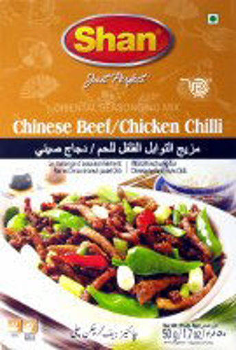 Picture of Shan Chilli Chicken 50g