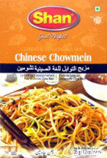 Picture of Shan Chinese Chowmein 35g