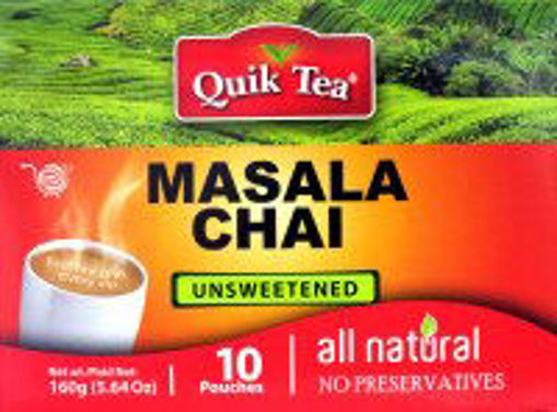 Picture of Quick Tea Masala Chai 10pc Unsweetened