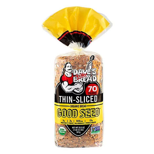 Picture of Daves Killer Bread Organic Light Good Seed - 20.5 Oz