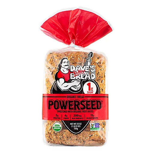 Picture of Daves Killer Bread Organic Powerseed - 25 Oz