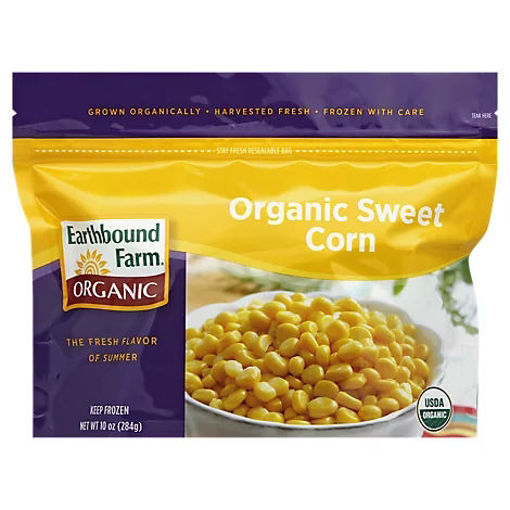 Picture of Earthbound Farm Organic Corn Sweet - 10 Oz