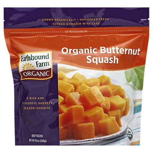 Picture of Earthbound Farm Organic Squash Butternut - 10 Oz
