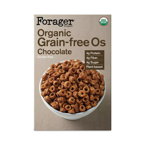 Forager Project Organic Chocolate Cereal