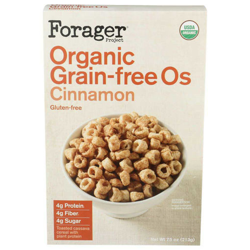 Forager Project Organic Cinnamon Cereal