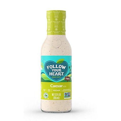 Picture of Follow Your Heart Dressing Vegan Caesar Organic - 12 Oz