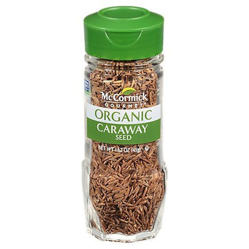 Picture of McCormick Gourmet Organic Caraway Seed - 1.62 Oz
