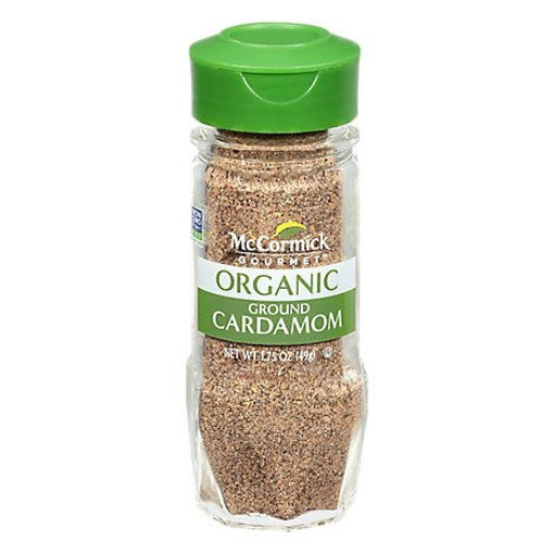 Picture of McCormick Gourmet Organic Cardamom Ground - 1.75 Oz