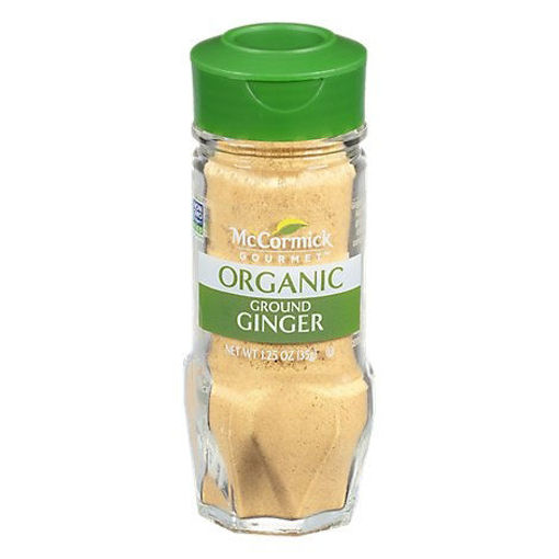 Picture of McCormick Gourmet Organic Ginger Ground - 1.25 Oz