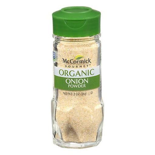 Picture of McCormick Gourmet Organic Onion Powder - 2 Oz