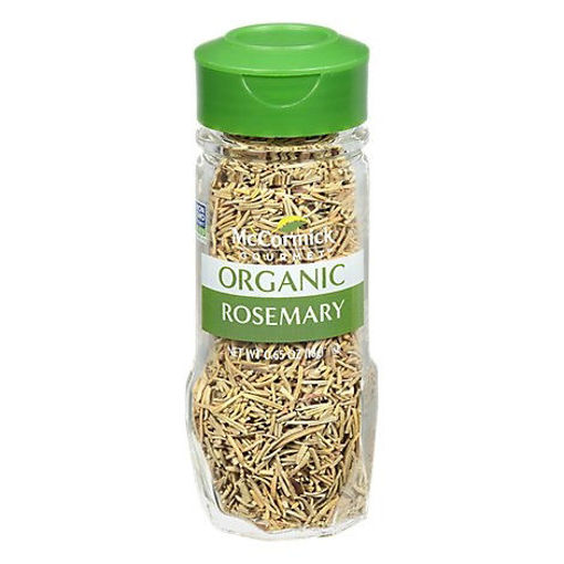 Picture of McCormick Gourmet Organic Rosemary - 0.65 Oz