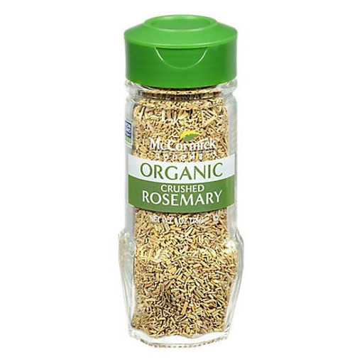 Picture of McCormick Gourmet Organic Rosemary Crushed - 1 Oz