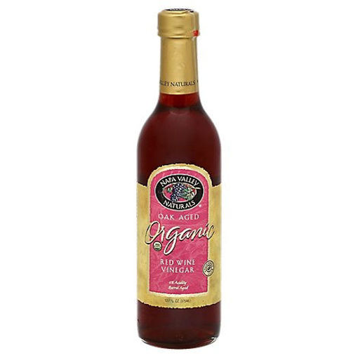 Picture of Nappa Valley Vinegar Red Organic - 12.7 Oz