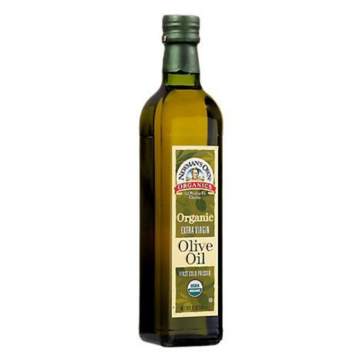 Picture of Newmans Own Olive Oil Organic Extra Virgin - 16.9 Fl. Oz.