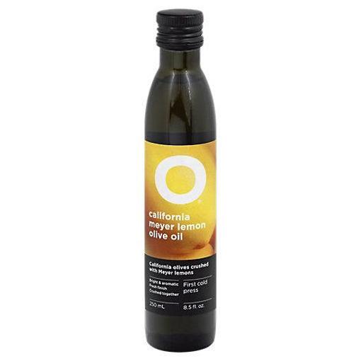 Picture of O Olive Oil Organic Oil Olive Meyer Lemons - 8.5 Fl. Oz.