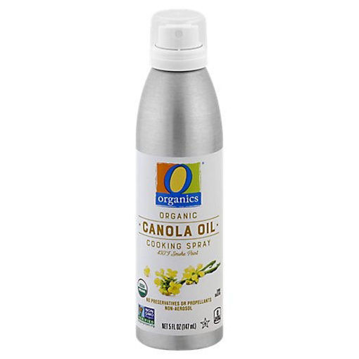 Picture of Organic Canola Oil Cooking Spray Non-Stick - 5 Oz.