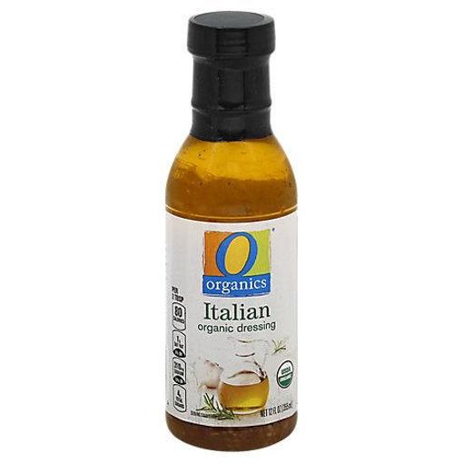 Picture of Organic Dressing Italian - 12 Fl. Oz.