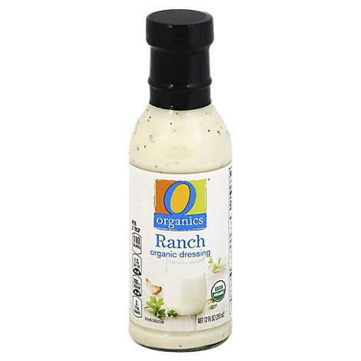 Picture of Organic Dressing Ranch - 12 Fl. Oz.