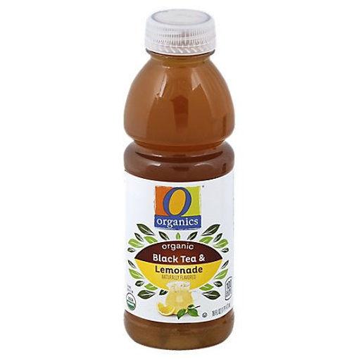 Picture of Organic Half & Half Blend Iced Tea & Lemonade - 16 Fl. Oz.
